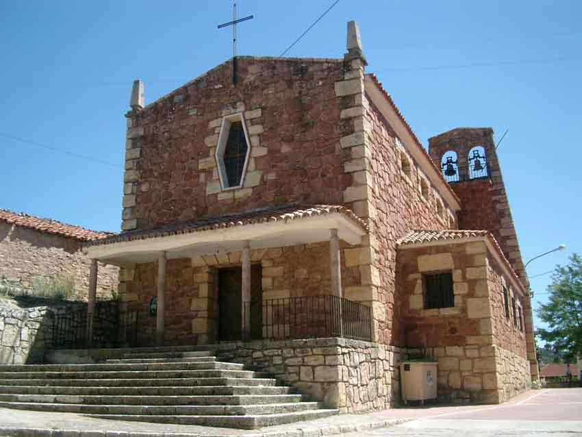 La iglesia de Torete