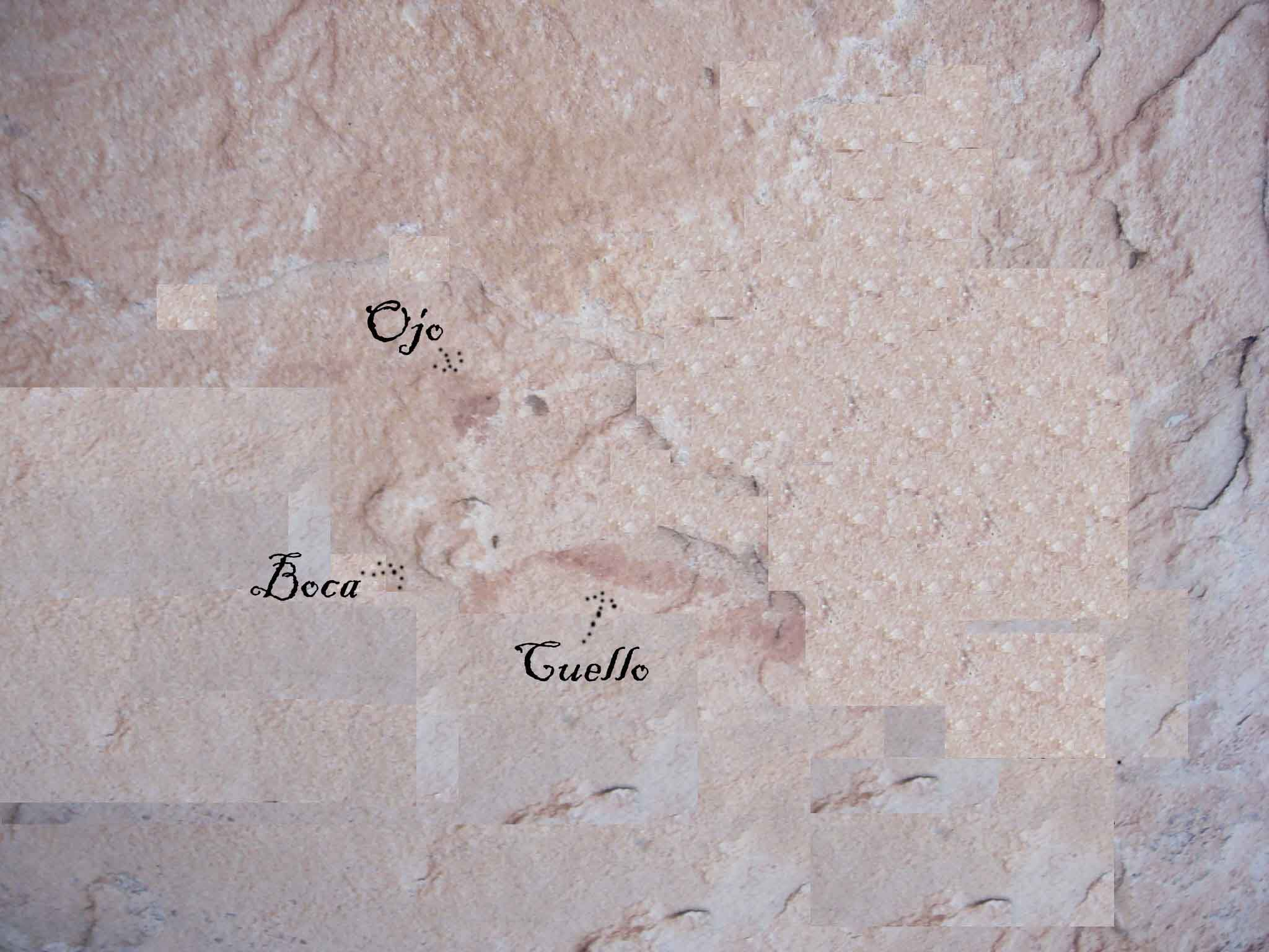 Las pinturas de Rillo II con explicación