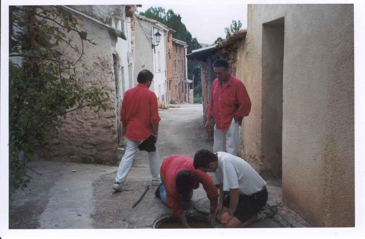 Pablo Abánades nos envia más fotos de la peña EL TEJÓN