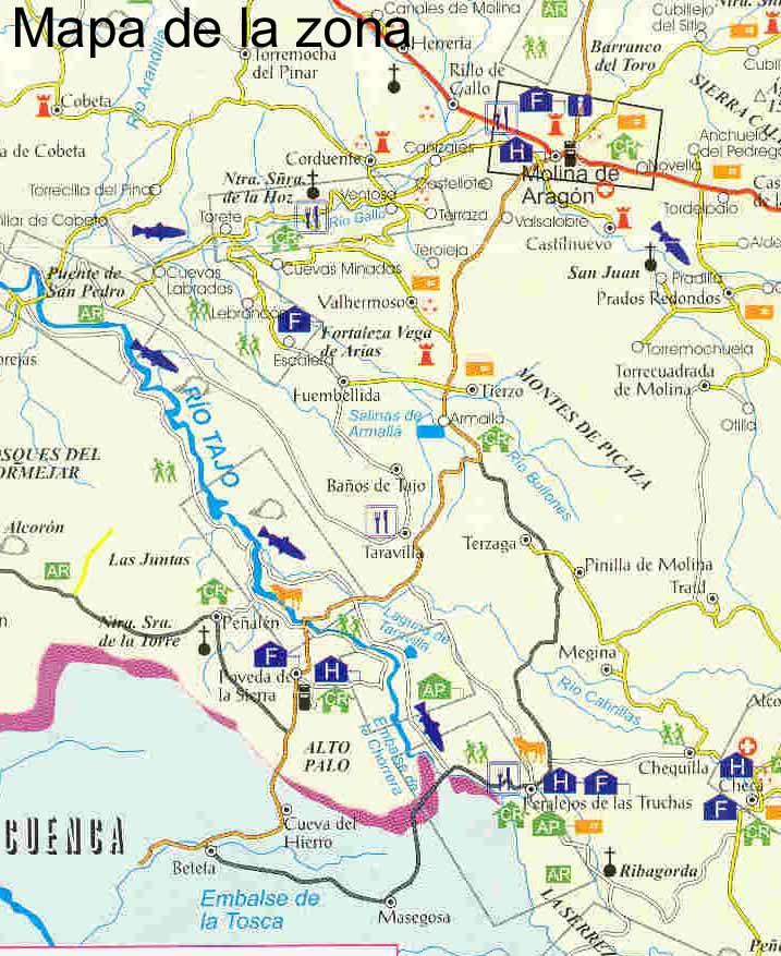 Pulsa aquí para ver ampliada la ruta que se describe.