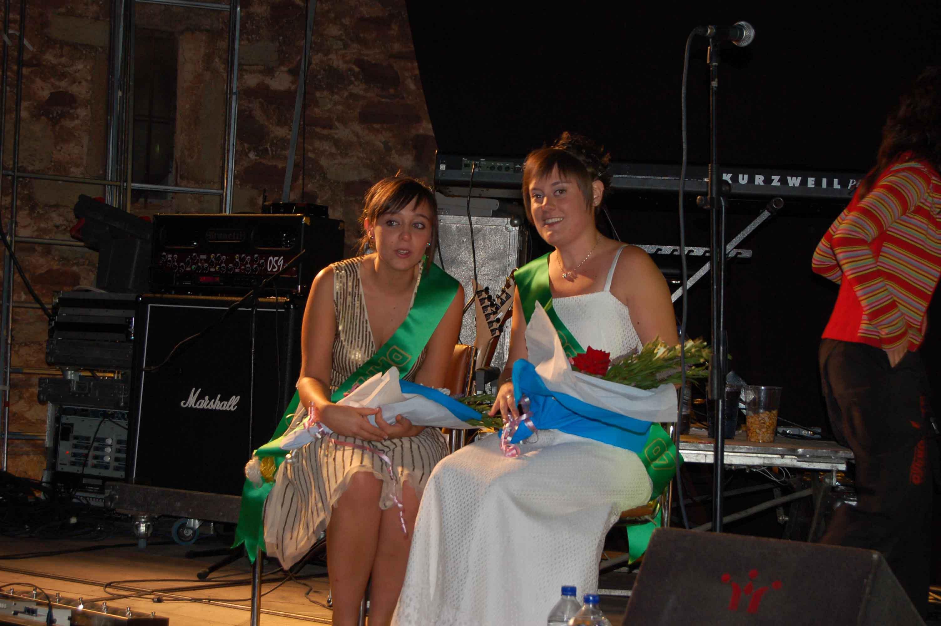 Reina y Dama 2007 por Mariano Valero